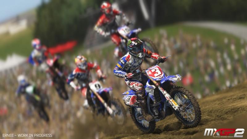 MXGP2: The Official Motocross Videogame