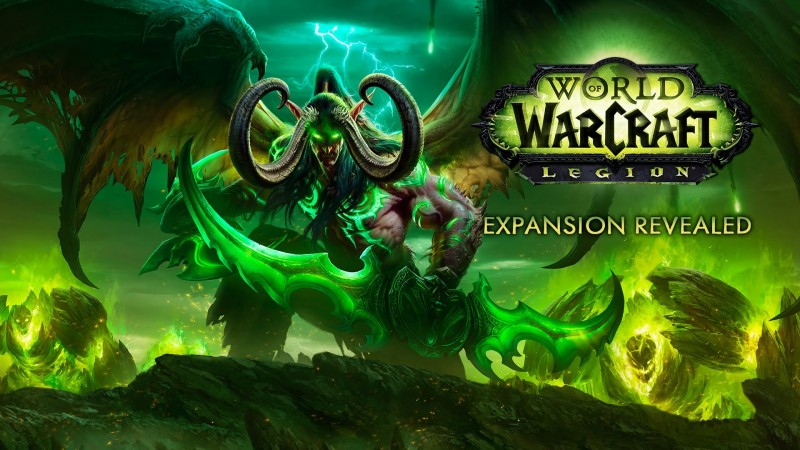 World of Warcraft®: Legion™ + Level 100 Character Boost EU