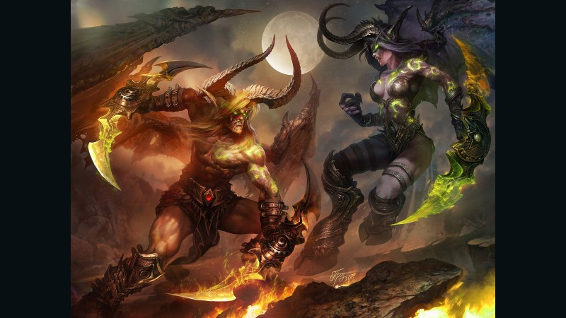 World of Warcraft®: Legion™ + Level 100 Character Boost EU