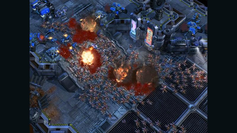 StarCraft® II: Wings of Liberty® EU