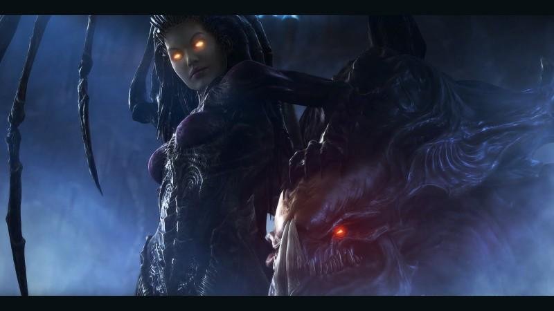 StarCraft® II: Heart of the Swarm® EU