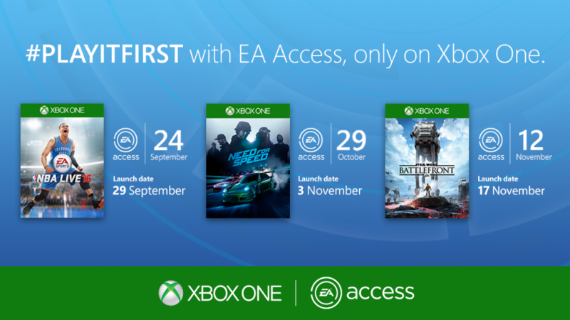 EA Access: 12 Months Membership