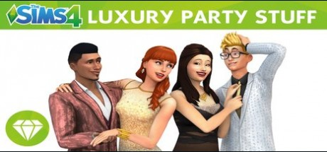 The Sims™ 4: Luxury Party Stuff