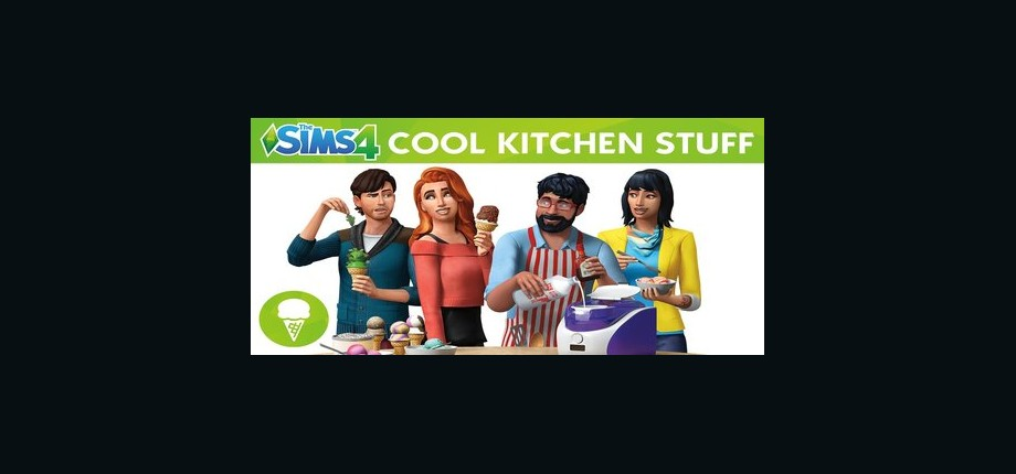 The Sims™ 4: Cool Kitchen Stuff