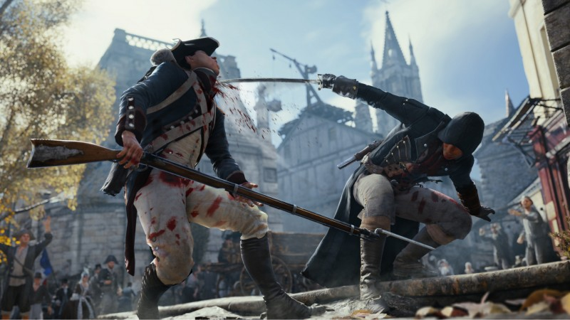 Assassin's Creed®: Unity