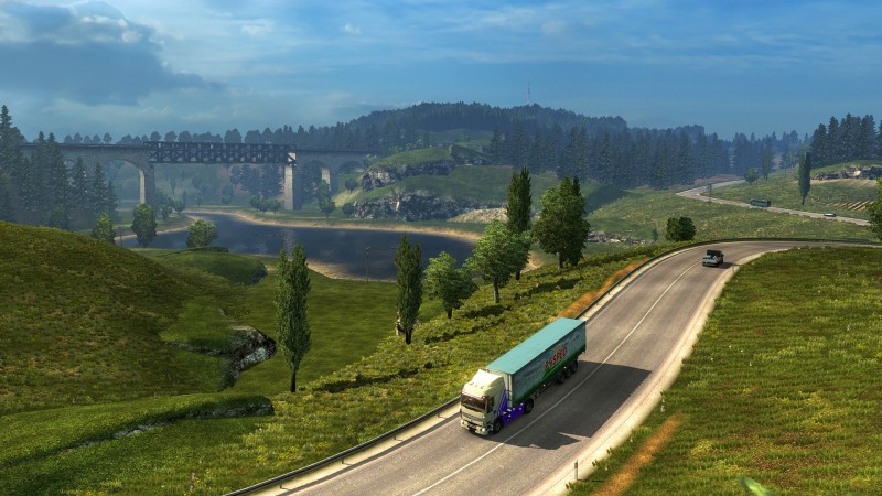 Euro Truck Simulator 2: Gold Edition