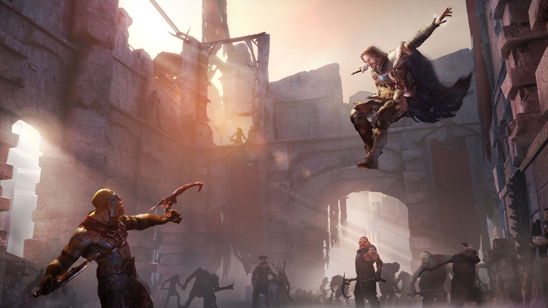 Middle-earth : Shadow of Mordor - Game of the Year Edition CD Keys