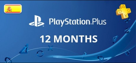 Playstation Network Plus: 12 Months Subscription - Spain