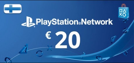 Playstation Network: 20 EUR Prepaid Card - Finland