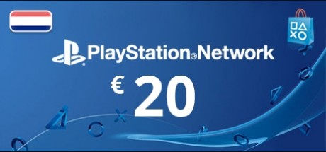 Playstation Network: 20 EUR Prepaid Card - Netherlands