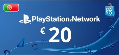 Playstation Network: 20 EUR Prepaid Card - Portugal