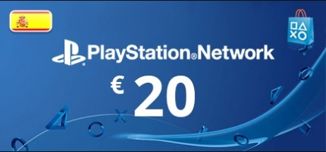 Playstation Network: 20 EUR Prepaid Card - Spain