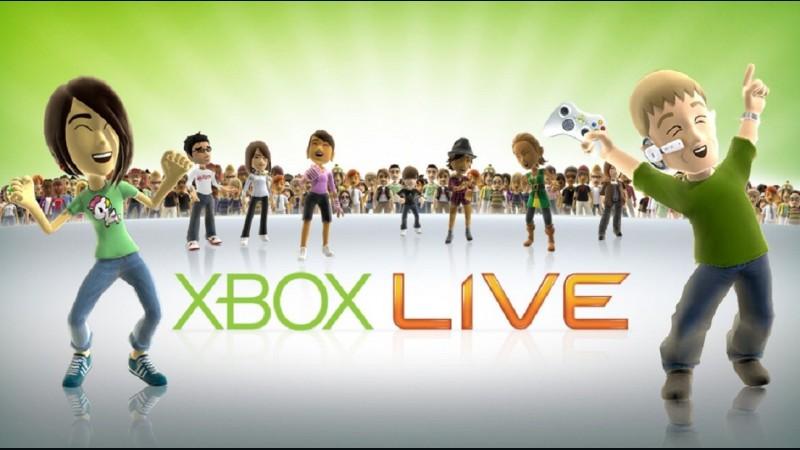 Xbox Live: 25 USD Prepaid Card - United States