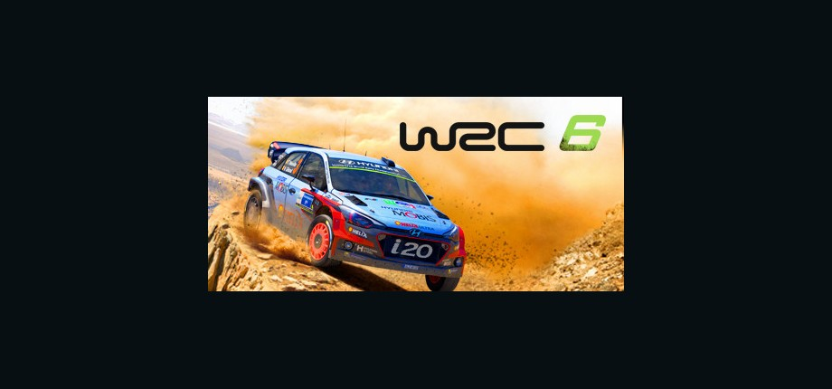 WRC 6: FIA World Rally Championship