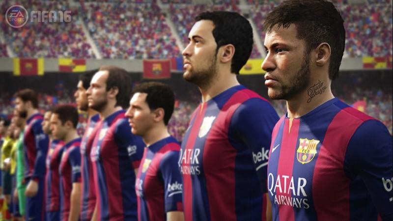 FIFA 16: Xbox One