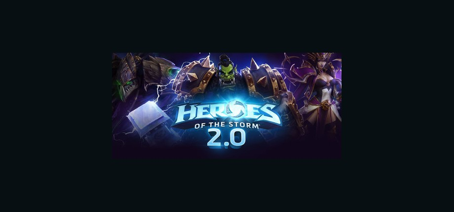Heroes Of The Storm: Starter Pack EU