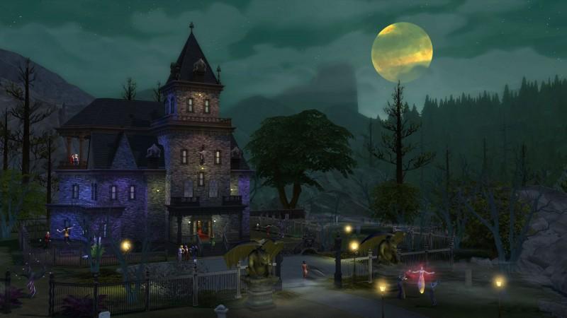 The Sims™ 4: Vampires