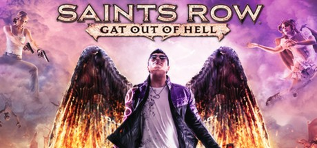 Saints Row: Gat out of Hell - First Edition