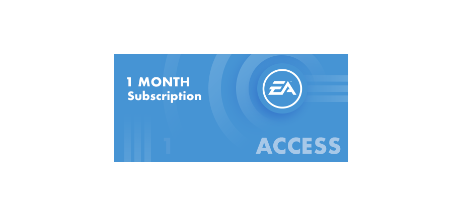 EA Access: 1 Month Membership
