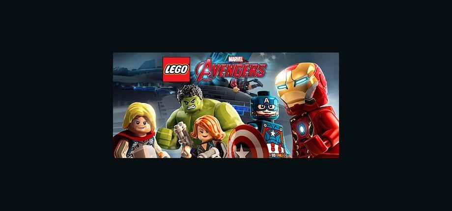 LEGO® MARVEL's: Avengers