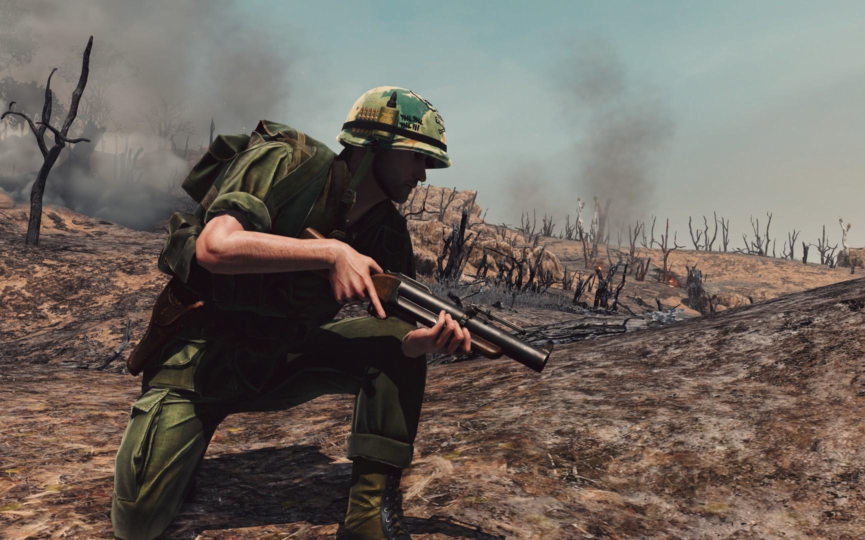 A Shau Valley - Vietnam 2_O   Vietnam war, Vietnam