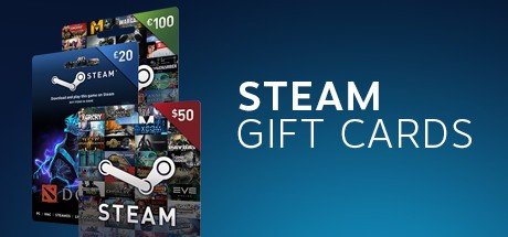 Steam: 50 $ Prepaid Card