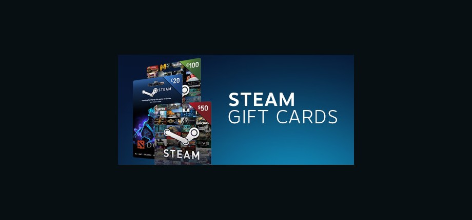 Steam: 20 $ Prepaid Card