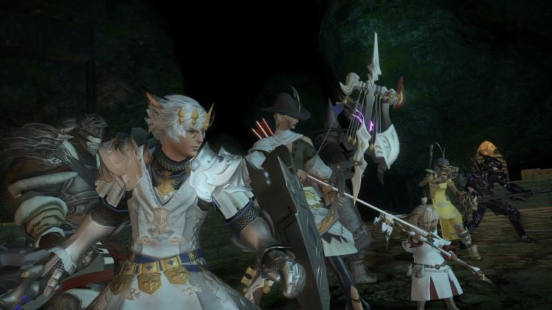 Final Fantasy XIV: Heavensward + A Realm Reborn EU