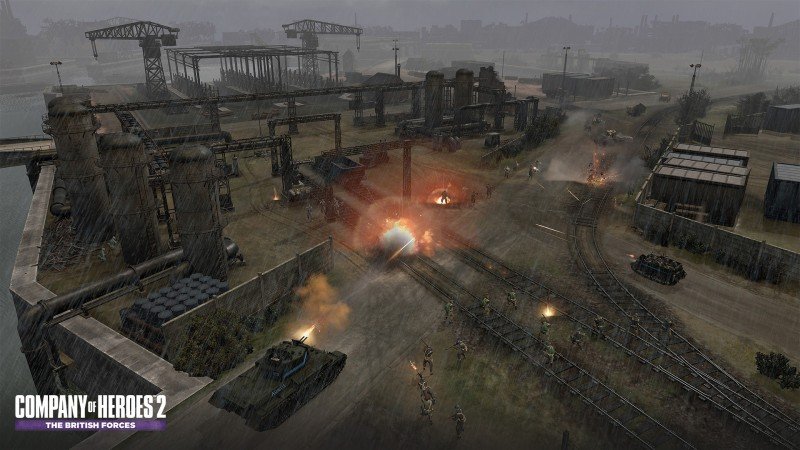 Company of Heroes: Franchise Edition