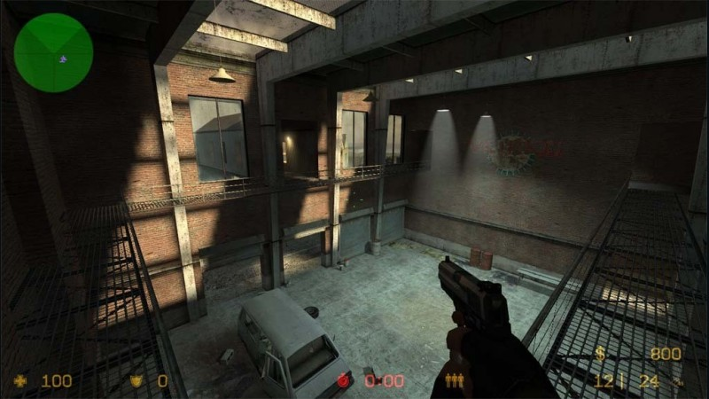 Counter Strike: Source